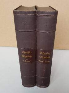 Brelow, G.; O. Dammer; E. Hoyer. Technologisches Lexikon für Gewerbetreibende und Industrielle.