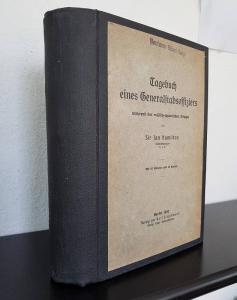 Hamilton, Jan Sir. Tagebuch eines Generalstabsoffiziers während des russisch-japanischen Krieges.