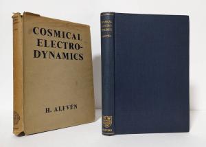 Alfvén, H. Cosmical Electrodynamics.