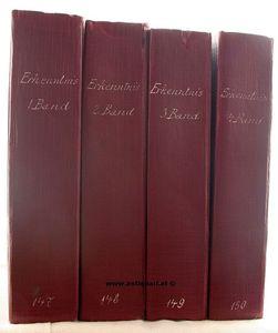 Carnap, Rudolf; Hans Reichenbach (Hrsg.). Erkenntnis.