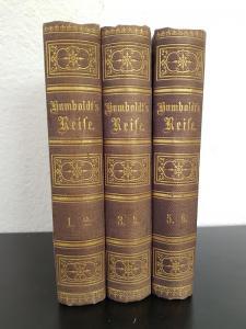 Humboldt, Alexander von. Alexander von Humboldts Reise in die Aequinoctial-Gegenden des neuen Continents.