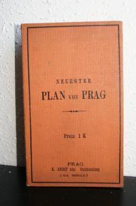 Neuester Plan von Prag.