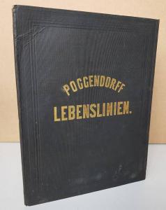 Poggendorff, J. C. Lebenslinien zur Geschichte der exacten Wissenschaften seit Wiederherstellung derselben.