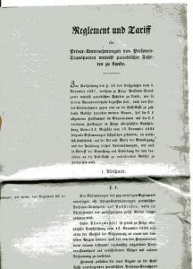 k.k. Hofkanzlei. Reglement und Tariff