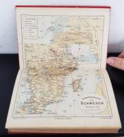 Schwedischer Touristenverein (Hrsg.). Schweden. Reisehandbuch.