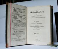 Romberg,  J.  A.  (Red.). Die Wissenschaften im neunzehnten Jahrhundert, ihr Standpunkt und die Resultate ihrer Forschungen. Eine Rundschau zur Belehrung für das gebildete Publikum.