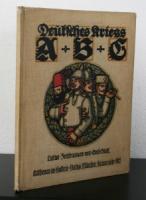 Stahl, Emil (Zeichnungen). Deutsches Kriegs - A-B-C.