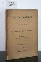 Dr. Fritze. Bad Schwalbach im Taunus. Ein Führer für dessen Besucher.