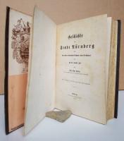 Priem, Joh. Paul. Geschichte der Stadt Nürnberg von dem ersten urkundlichen Nachweis ihres Bestehens bis auf die neueste Zeit.