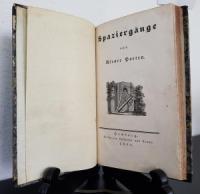 (Grün, Anastasius). Spaziergänge eines Wiener Poeten.