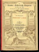 Umlauft, Friedrich (Hrsg.). Das Erzherzogthum Oesterreich ob der Enns.