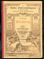Umlauft, Friedrich (Hrsg.). Das Herzogthum Salzburg.