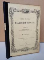 Kafka, Josef. Recente und Fossile Nagethiere Böhmens.