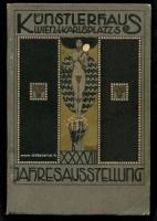 Katalog der XXXVIII. Jahresausstellung Wien - Künstlerhaus 1913.