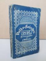Gubitz, F. W. (Hrsg.). Jahrbuch des Nützlichen und Unterhaltenden.