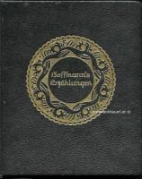 Hoffmann, E.T.A. Hoffmanns Erzählungen (Deckeltitel: Hoffmanns Erzählungen)