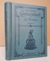 Krackhart, Carl. Neues illustriertes Conditoreibuch.