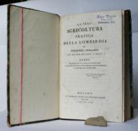 Ferrario, Vincenzo. La vera Agricoltura pratica della Lombardia.
