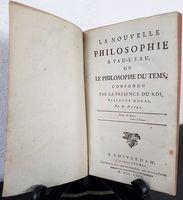 Duval, M. La nouvelle philosophie a vau-leau ou le philosophe du tems.