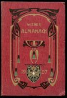 Jaeger, Jacques (Hrsg.). Wiener Almanach. Jahrbuch für Literatur, Kunst und öffentliches Leben.