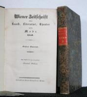Witthauer, Friedrich. Wiener Zeitschrift für Kunst, Literatur, Theater und Mode. 1840.