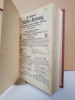 Reimann, M. (Red. u. Hrsg.). M. Reimanns Färber-Zeitung. Organ für Färberei, Druckerei, Bleicherei, Appretur, Farbwaaren- und Buntpapierfabrikation, Droguenhandel, Spinnerei und Weberei.