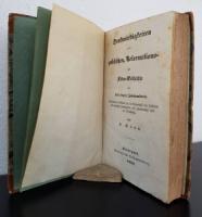 Münch, E. Denkwürdigkeiten zur politischen, Reformations- und Sitten-Geschichte der drei letzten Jahrhunderte.