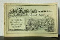 Josef Rathschüler. Atelier und Verleihanstalt für historische, theatralische und humoristische Costüme. Katalog.