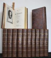 Buffon, Georges-Louis Leclerc, Comte de. Oeuvres Complètes de Buffon.