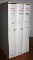 Dörflinger, Johannes; Helga Hünel. Atlantes Austriaci: Kommentierter Katalog der österreichischen Atlanten von 1561-1994.