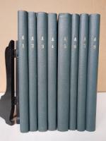Jäger-Sunstenau, Hanns (Red.). Adler. Zeitschrift für Genealogie und Heraldik. XV.-XXII. Band.
