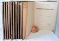 Dampfkesseluntersuchungs- und Versicherungs-Gesellschaft a. G. (Hrsg.). Zeitschrift der Dampfkesseluntersuchungs- und Versicherungs-Gesellschaft a. G. XX. Jahrgang 1895 - XXX. Jahrgang 1905.