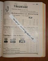 Flume, Rudolf (Das Haus des Uhrmachers). Das Flume-Buch. 1887-1937.