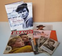 Buchholz, Horst. Sammlung von 73 Memorabilien: