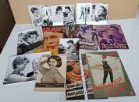 Froboess, Cornelia / Conny. Sammlung von 29 Memorabilien.