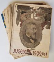 Hirth, Georg (Hrsg.). JUGEND 1902.