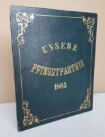 Unsere Pfingstparthie 1865.