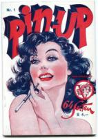 Pin-up, das Magazin der neuen Linie. Heft Nr. 1.